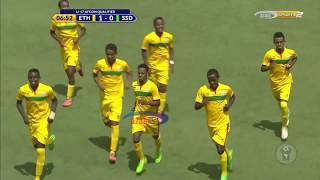 HIGHLIGHTS: ETHIOPIA 5-1 SOUTH SUDAN (CECAFA U17 AFCON QUALIFIER)