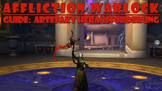 [Guide][ World of Warcraft - Affliction Warlock Artefakt Herausforde...