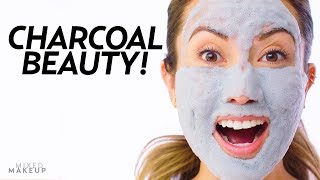 I Tried a Charcoal Face Mask and More Beauty Products! | Beauty with Susan Yara