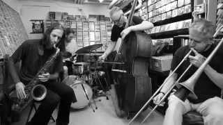 The Core Trio (with Steve Swell) - Downtown Music Gallery, NYC - July 13 2014