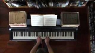 Mozart Fantasia in D minor KV 397 Paul Barton piano