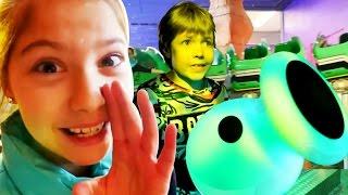 Развлечения для девочек - Веселье в Лунопарке - игры для девочек