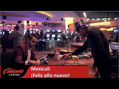 Año nuevo en Caliente Casino Mexicali