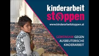 Kinderarbeit stoppen - Radiospot Gummibärchen
