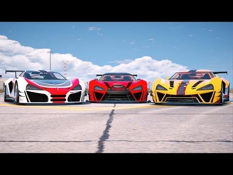 【GTA5アプデ】新ハイパーカー「イタリGTBカスタム」 HYPER SUPER CAR McLaren in GTA 5!? - YouTube