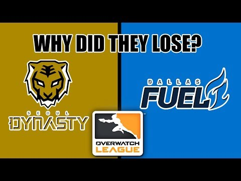 Why did DALLAS FUEL lose to SEOUL DYNASTY? THIS IS HOW!