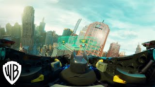 The Lego Batman Movie | Batmersive VR Experience | Warner Bros. Entertainment