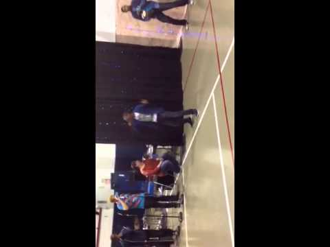 Tar - Z Live@ Hallen School Talent Show 2014 | Performance | YVP