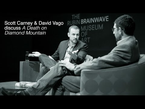 """Highlights from Scott Carney's """"A Death on Diamond Mountain"""" at the Rubin Museum"""