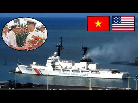 Thuyền trưởng cầm lái tàu cảnh sát biển lớn nhất từ Mỹ về Việt Nam Là ai?