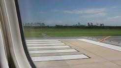 Flight to China -JAX  ATL Delta Airlines  Flight MD88. Jacksonville to Atlanta - Full flight