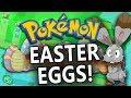 Easter Eggs in Pokemon Games!