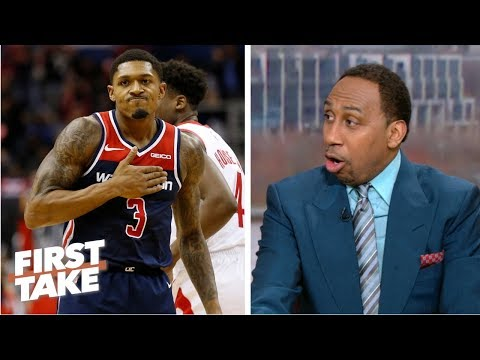Lakers should do \'everything they can\' to get Bradley Beal - Stephen A. | Get Up!