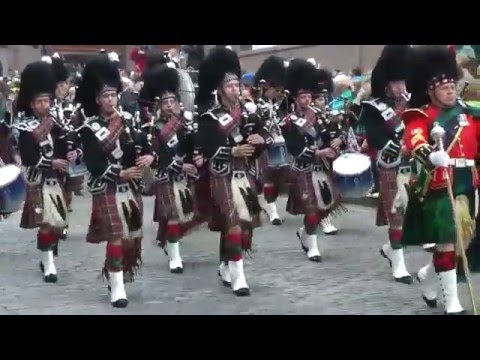 The Order of The Thistle Parade - Edinburgh
