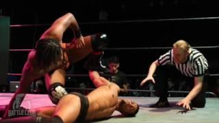 Pro savaş Kulübü-Shane Strickland vs Dezmond Xavier