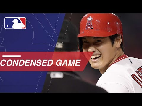 Condensed Game: OAK@LAA - 9/28/18