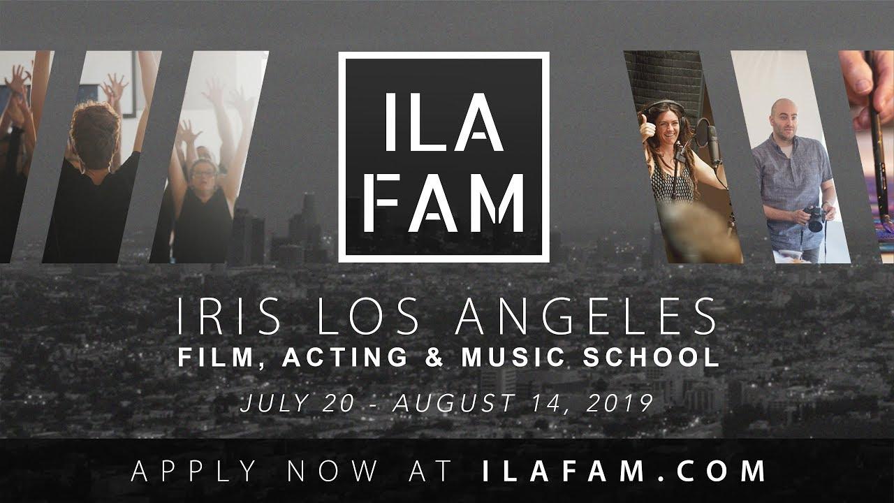 Iris Global - ILAFAM School - 2019