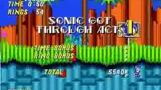 tool assisted speedrun of sonic 2 (debug+cheat) p.2/4