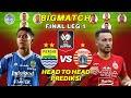 Prediksi Final Persib vs Persija Leg 1 - Jadwal Final Piala Menpora 2021 - Live Indosiar