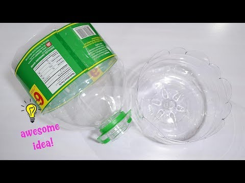 Amazing Way To Recycle/Repurpose Plastic Bottles| Best Out Of Waste