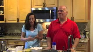 """Cooking With Johnny Episode 10 The Bloopers """"southern Chocolate Chip Pound Cake"""""""