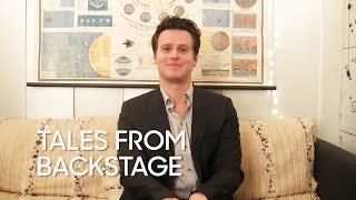 """Tales from Backstage: Jonathan Groff in """"Hamilton"""""""
