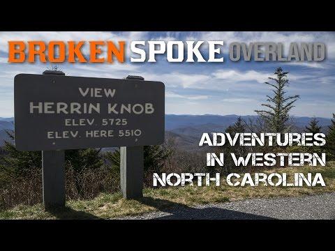 Adventures in Western North Carolina