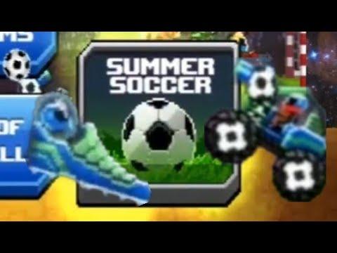 World Cup Soccer Drive Ahead!