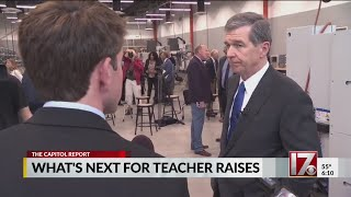 Cooper still open to compromise with Republicans on budget impasse