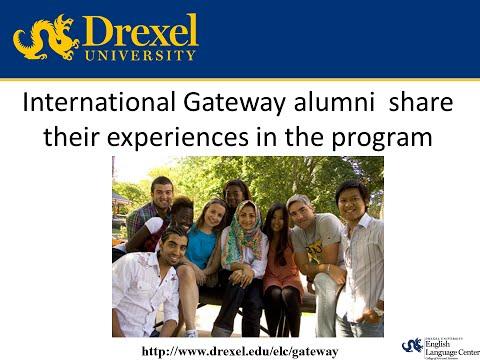 International Gateway Alumni Share Experiences