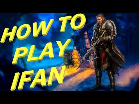 Divinity: Original Sin 2 - How to build Ifan ben-Mezd? Build Preset Ifan ben-Mezd Guide