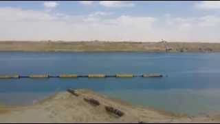 See Sector East of the Suez Canal and the new dredgers operating April 6, 2015