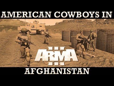 American Cowboys in