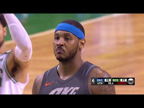 Celtics pull off comeback in final 17 seconds vs Thunder