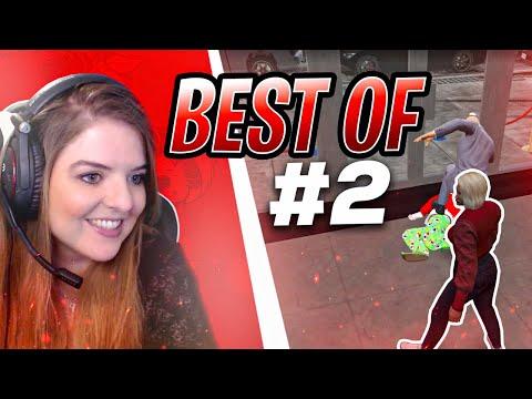 POPPY SE FAIT INSULTER ET SE BAT ? 🔪 BEST OF GTA RP FLASHBACK #2