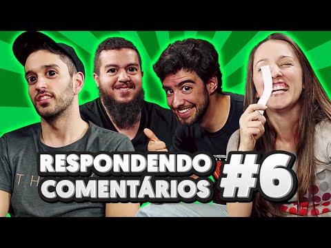 RESPONDENDO COMENTÁRIOS #6 | Marvel X DC