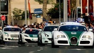Full documentary Of UAE- Dubai Luxury Supercars Police Patrol.