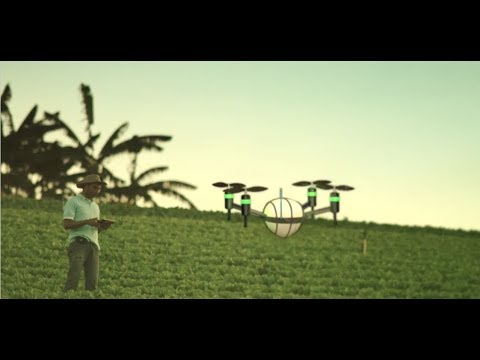 How Qualcomm Drone Technology is Improving Lives for Farmers in Brazil