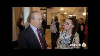 Андрей Назаров о российском рынке коммерческой недвижимости