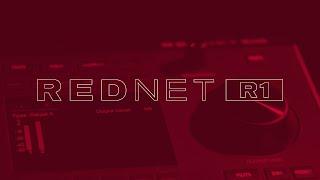 RedNet R1 // Focusrite Pro
