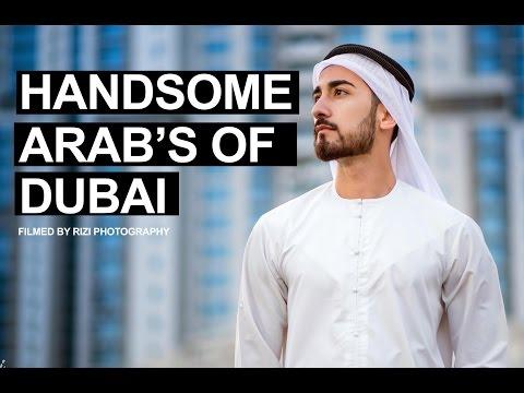 Most handsome arab guy in Dubai