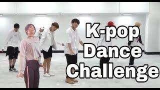 K-pop dance random challege #2  The Jals 