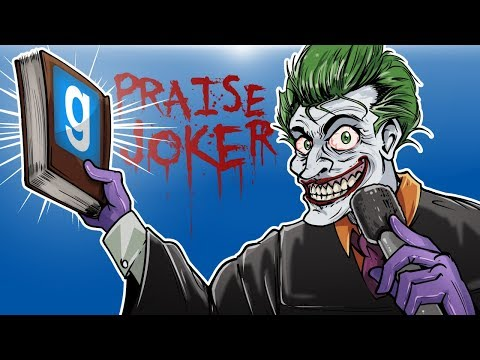 Gmod Ep. 65 GUESS WHO! - INJUSTICE EDITION! (Garry's Mod Funny Moments)