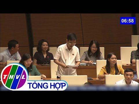 THVL | Quốc hội thảo luận về quản lý đất đai đô thị