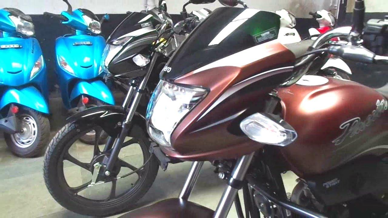 Hero Passion Pro First Ride Review Walkaround Bikes Dinos Youtube