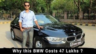 What's inside BMW 3 Series | Car review- Hindi | Ujjwal Saxena