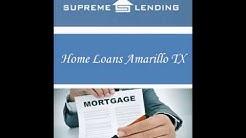 Home Loans Amarillo TX