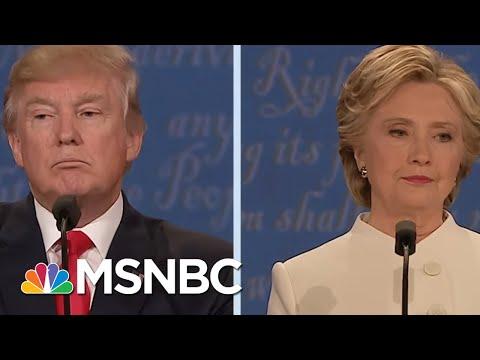 2016 Debates Were 'Uncannily Accurate Fortune-Telling' Of Trump Presidency | MSNBC