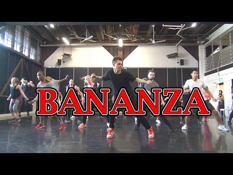 Bananza (Belly Dancer) - Akon | Choreography by James Deane
