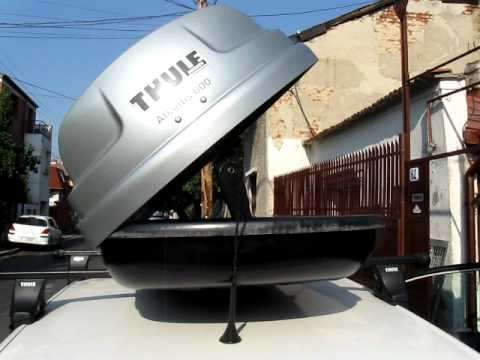 thule atlantis 600 guide youtube. Black Bedroom Furniture Sets. Home Design Ideas